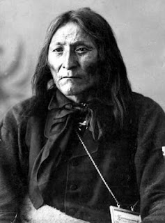 Blackfoot Chief Crowfoot