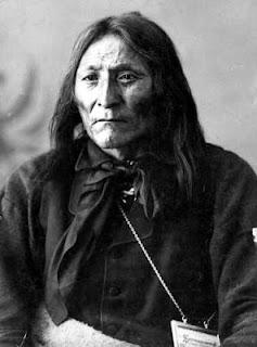 Blackfoot Chief Crowfoot
