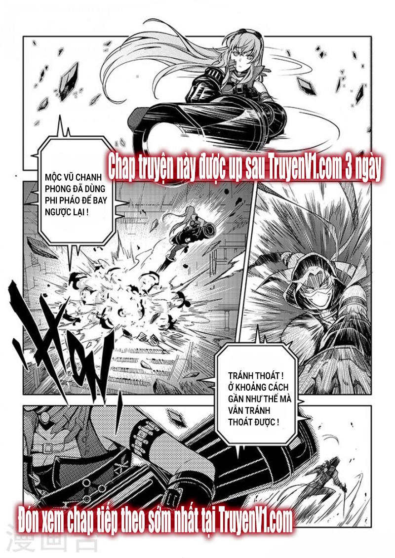 Toàn Chức Cao Thủ Chap 104 - Trang 8