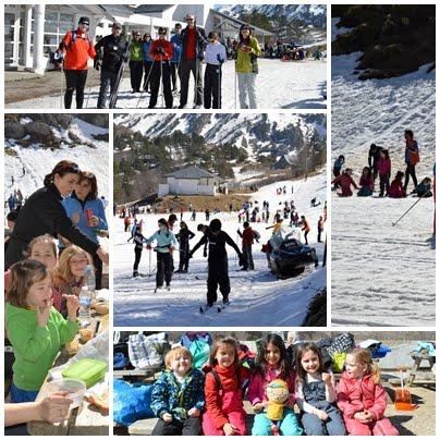 Excursión a la nieve 2017