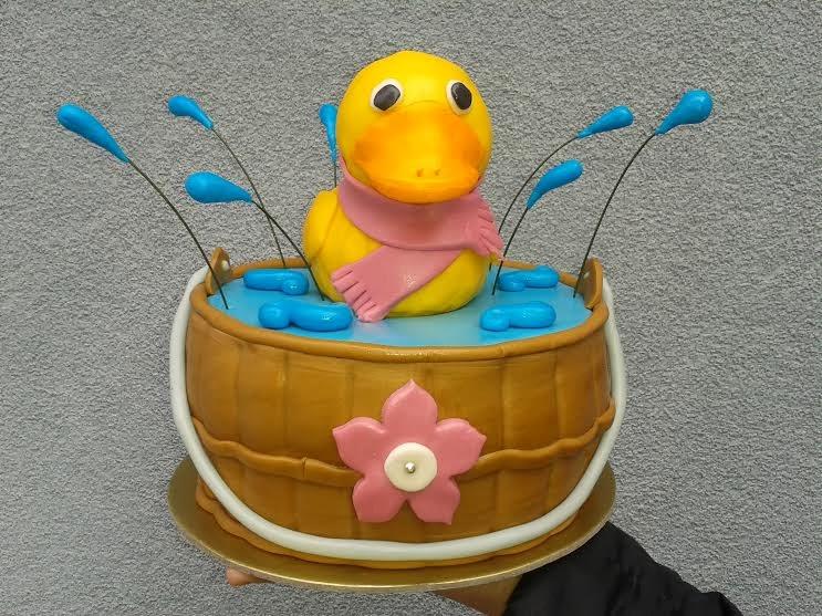 Torta kačička