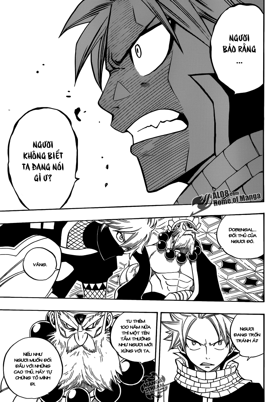 Fairy Tail chap 283 page 4 - IZTruyenTranh.com