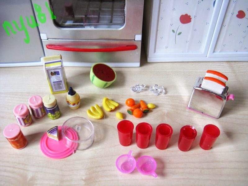 cucina stufa pentole bambole barbie vintage 2. barbie e la cucina ...