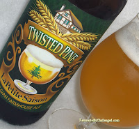 Twisted Pine Lat Petite Saison up close