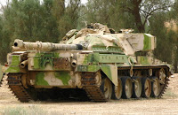 FV 4201 Chieftain MBT