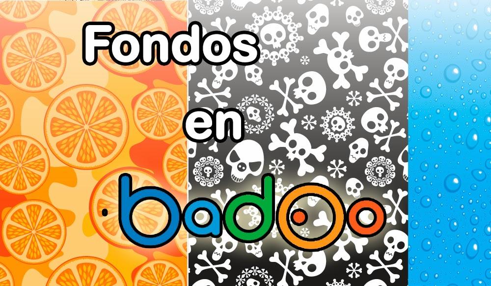 fondos personalizados badoo