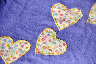 Applique Tutorial (plus free applique patterns) @ The Crafeteria