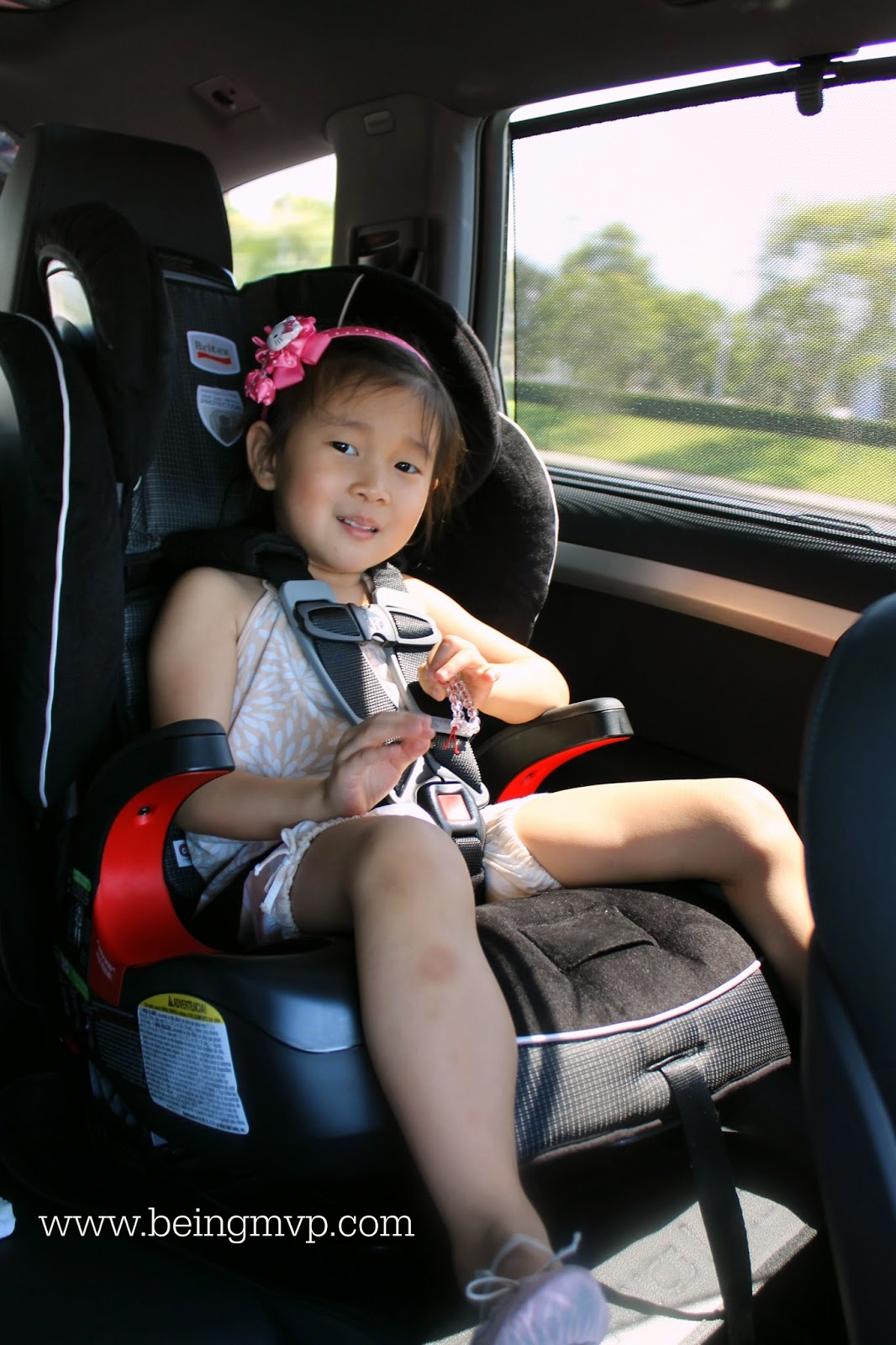 I Absolutely Love Britax Car Seats Because Of The Tangle Free Five Point Harness Which Distributes Crash Forces Across Strongest Parts Body And