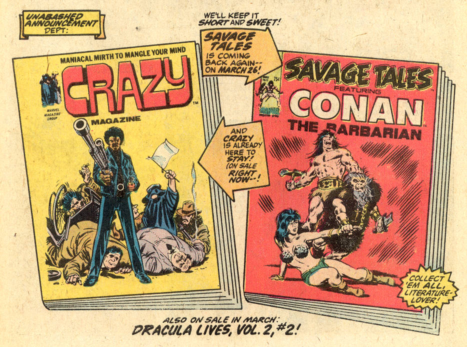 Conan the Barbarian (1970) Issue #39 #51 - English 23