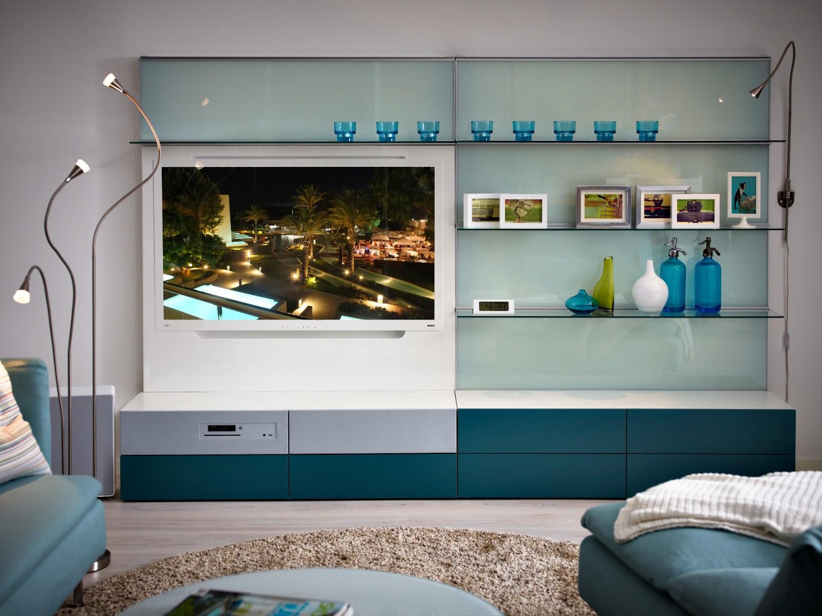Furnitures uppleva mueble todo en uno by ikea virlova style - Mueble television ikea ...