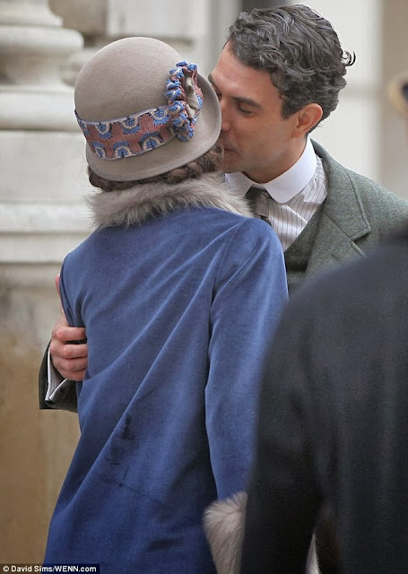 Downton Abbey - Season 5 - Set Photos - 20th February 2014