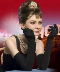 Audrey Hepburn - Madame Tussauds dalam Paket Tour Hongkong - Enjoy Wisata
