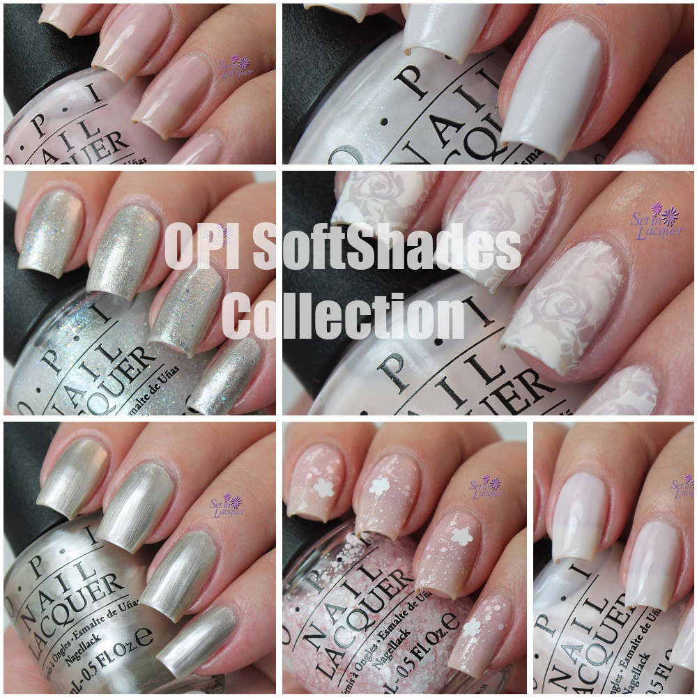 Set in Lacquer: Opi