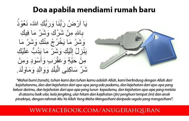 Image result for Doa dan Petua menduduki rumah baru
