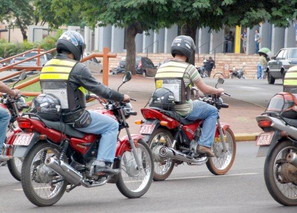 Recadastramento dos Mototaxistas acontecerá do dia 01 a 08 de Junho de 2011