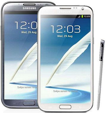 Now Preorder Galaxy Note II in India at Rs. 38,500