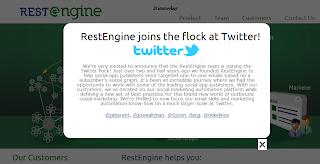 twitter startup