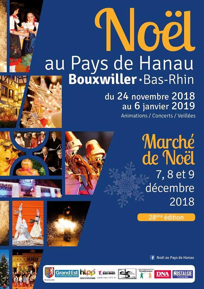 L'un des plus beaux et des plus authentiques marchés de Noël d'Alsace