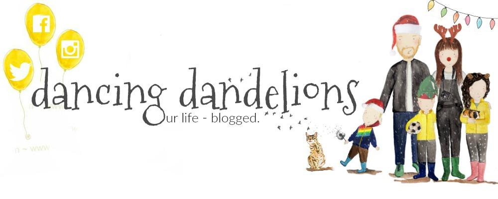 Dancing Dandelions