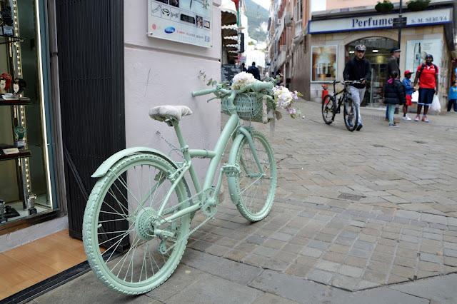 Gibraltar Main Street rower