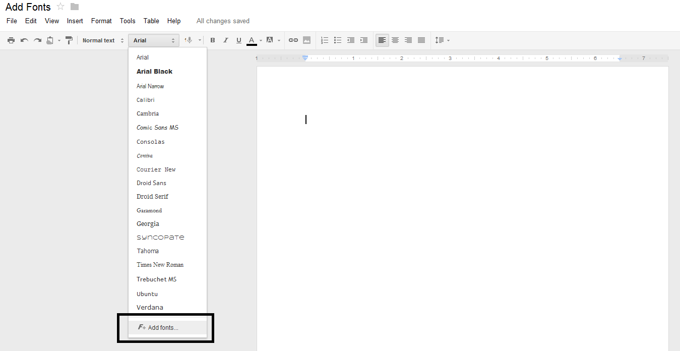 How To Add New Fonts In Google Docs Or Google Drive FlytheWorld