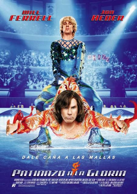 Patinando a la Gloria (2007) Latino DVDRIP
