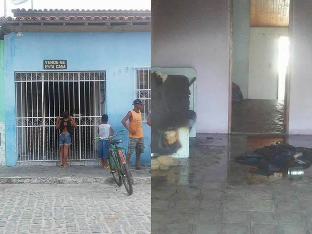 Polícia suspeita se menino morreu por asfixia. (Foto: Keile Araújo/ Itororó Já)