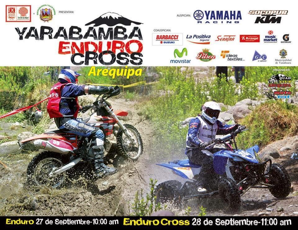 Yarabamba Enduro Cross, Arequipa