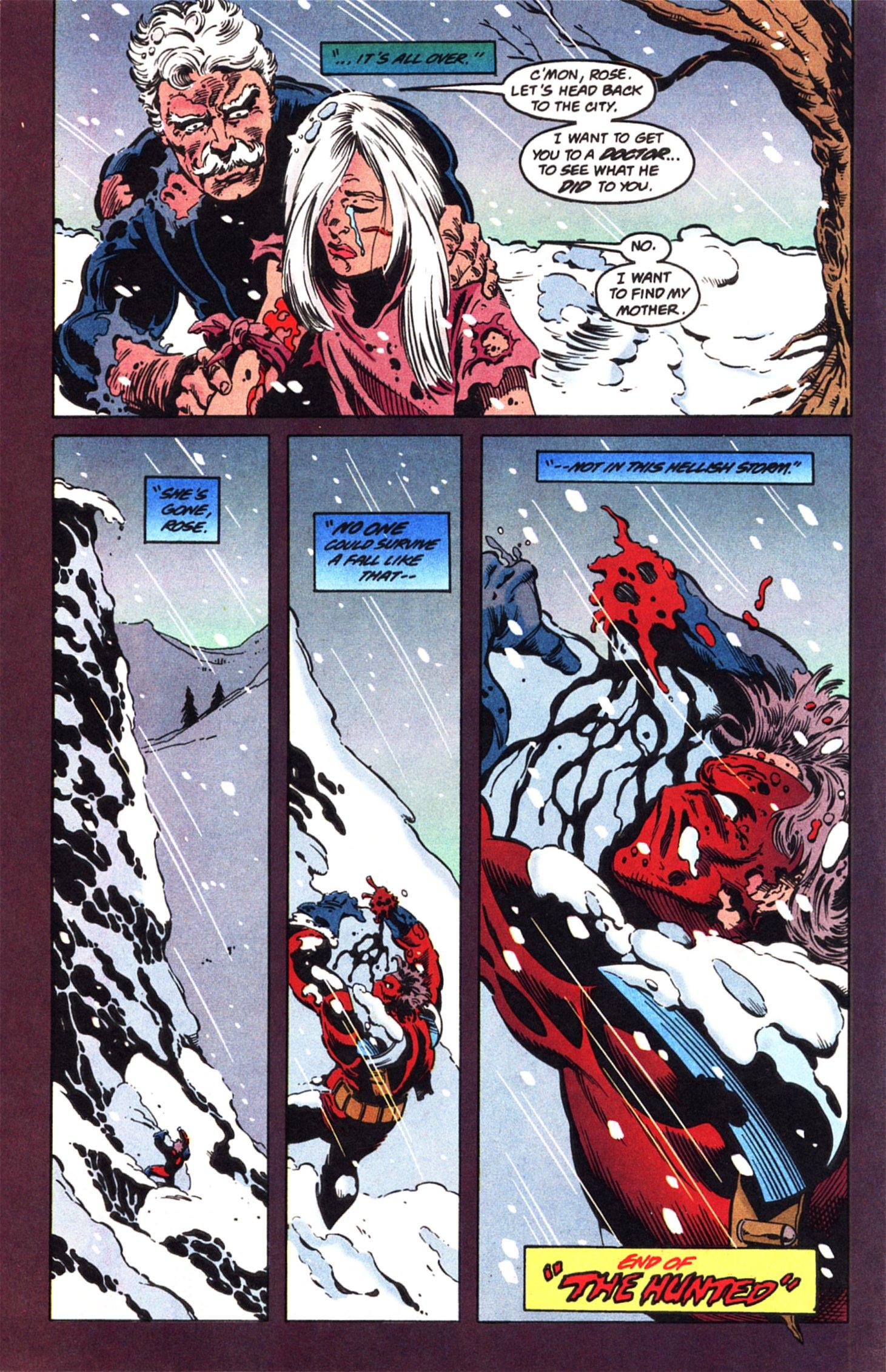 Deathstroke (1991) Issue #45 #50 - English 23
