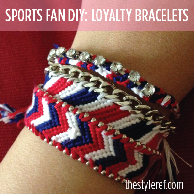 Loyalty Bracelets DIY