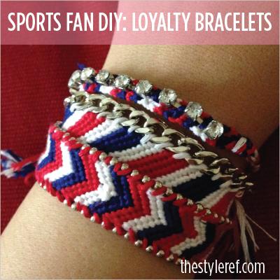 Loyalty Bracelets DIY