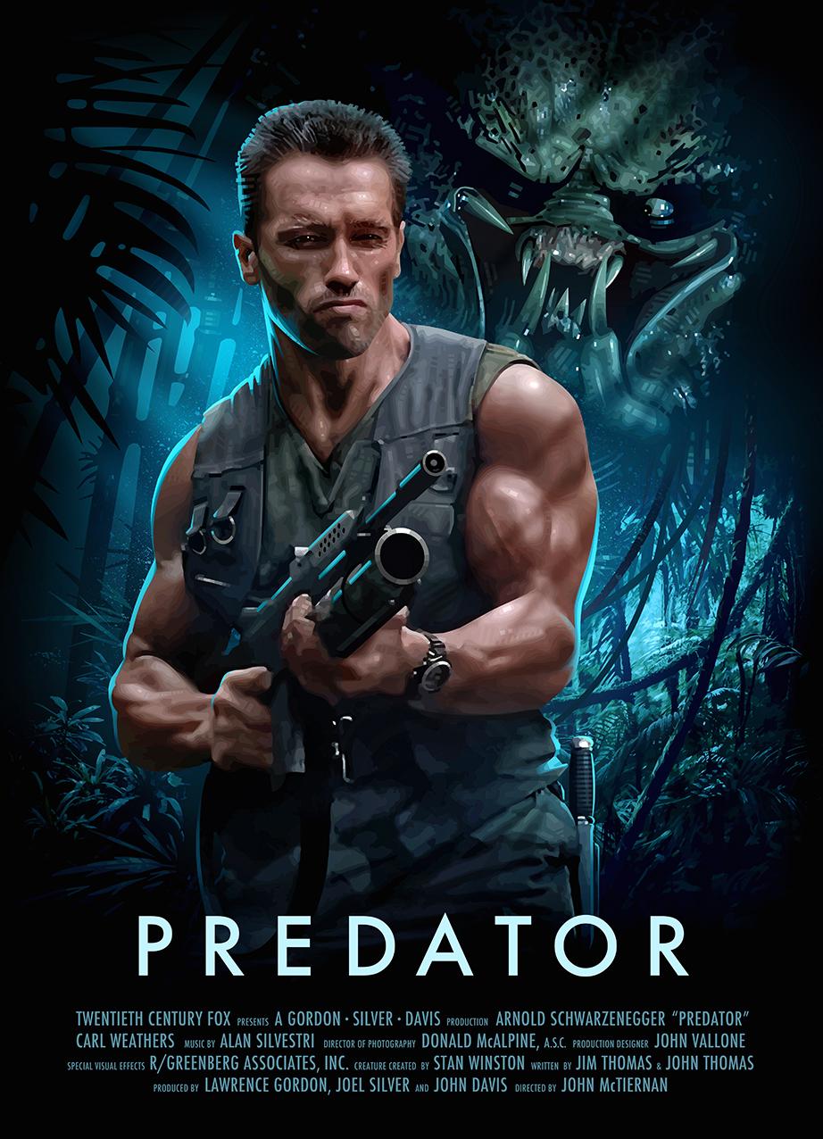 Quái Vật Khát Máu -  Predator