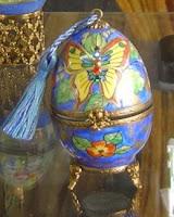 Porcelain Easter Eggs