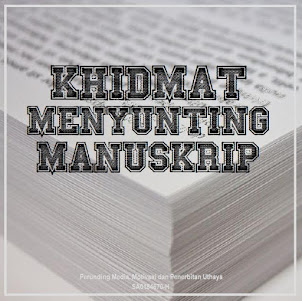 Khidmat Menyunting Manuskrip