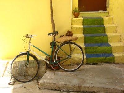 Foto Grecia Xaniá Bicicleta