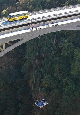 jacuzzi altura suiza puente