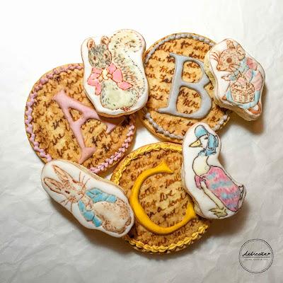 peter rabbit cookies in Adelaide