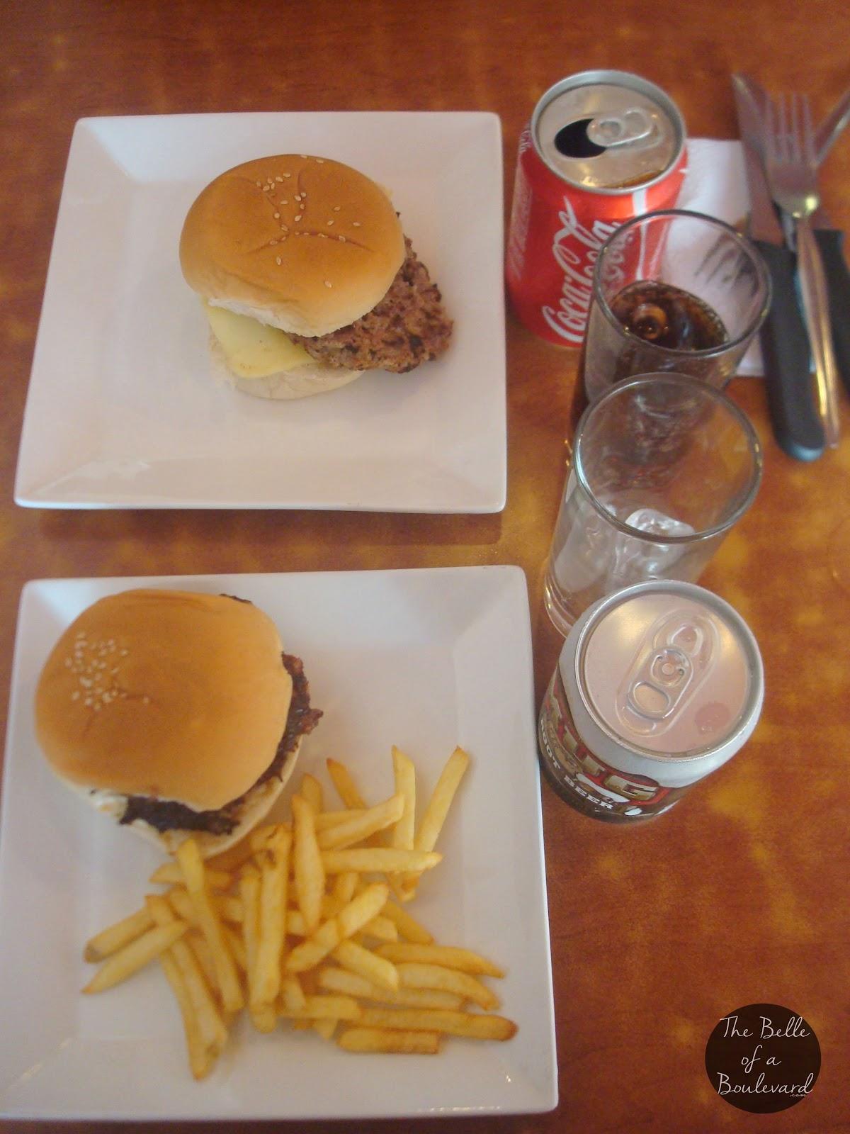 Barneys Burger Marikina City