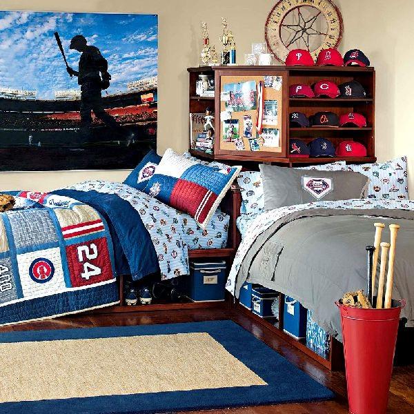 Decoracion Habitaciones Para Varones ~ Dormitorios Juveniles para Varones Activos  Decoraci?n Dormitorios