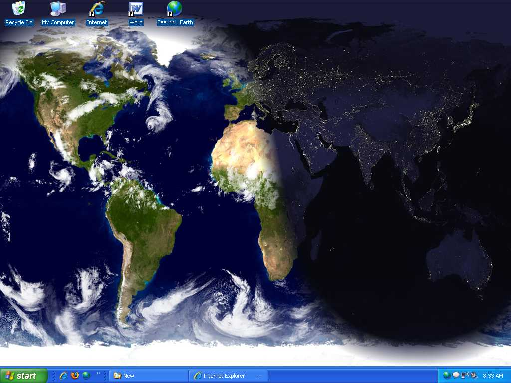 download desktop earth