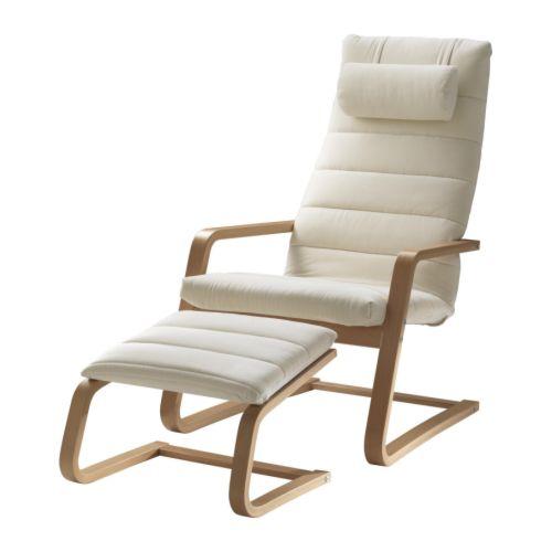 Ikea Fotel Dla Młodej Mamy Poang Z Podn 243 żkiem