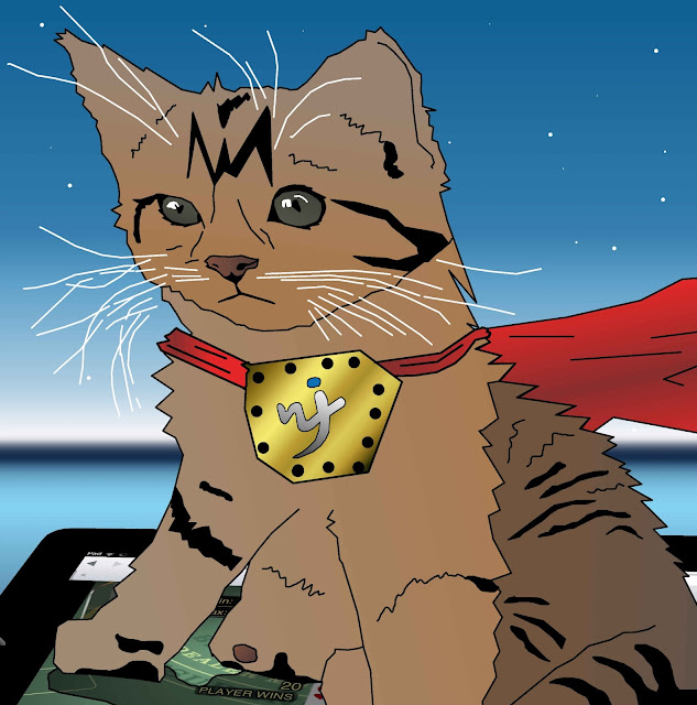 kitten superhero ipad casino