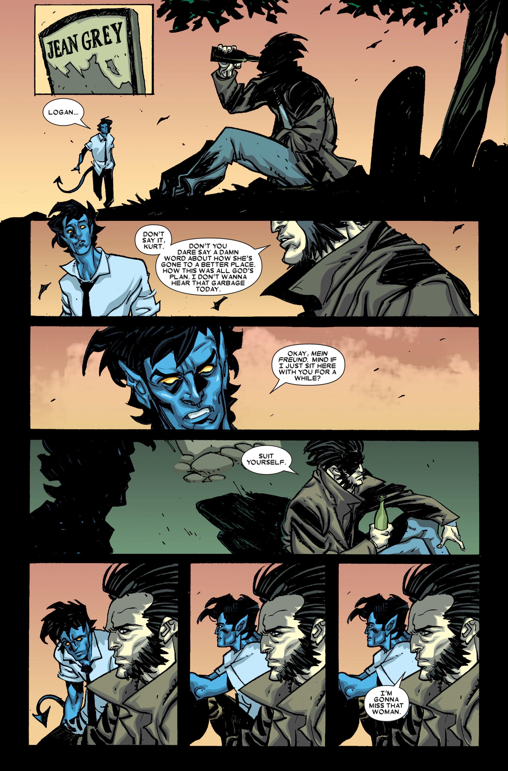 Wolverine: Weapon X #16 #16 - English 10