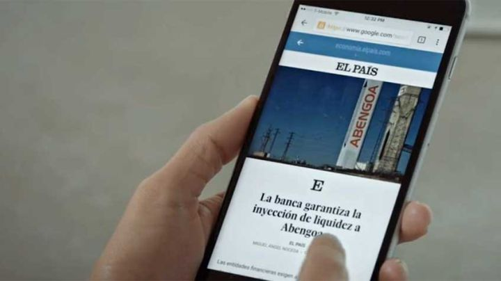 Casi la mitad de los internautas sólo lee ya la edición digital de los diarios