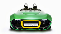 Caterham Aeroseven Concept Car front