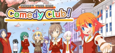 Cherry Tree High Comedy Club PC Game Free Download