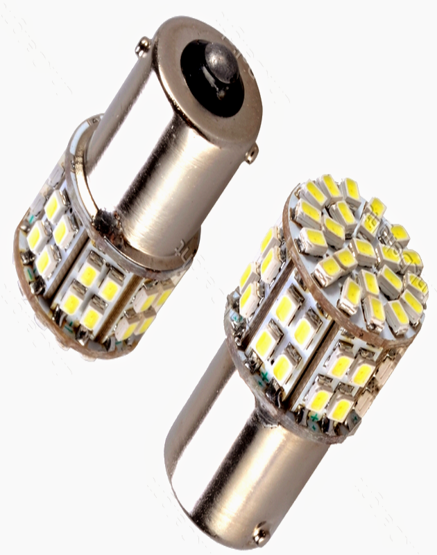 Car LED Bulb Circuit Using 3020 SMD LEDs