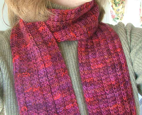 Knitting With Karma: What to Knit Holiday 2012 2 - Scarves