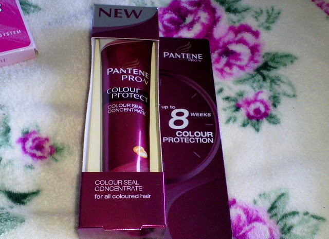 Pantene Colour Protect Hair Treatment 58 ml £1.00 Poundland