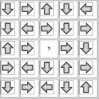 Hard Pattern Puzzle